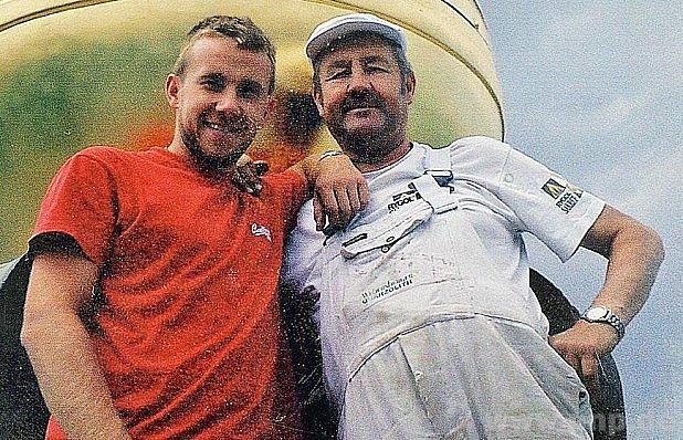 Otec a syn Skaličtí.