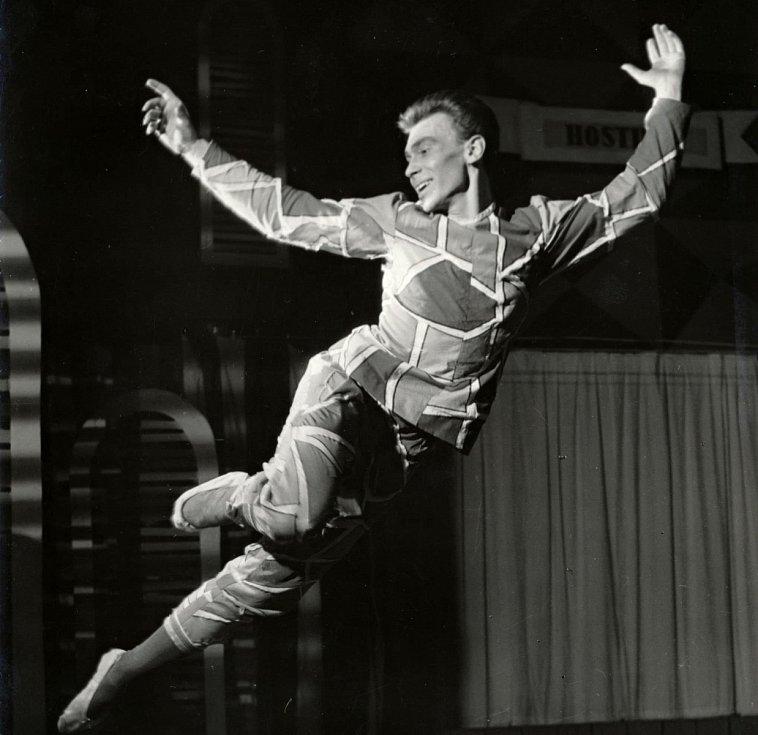 Starý elegán v inscenaci Edith, vrabčák z předměstí, Jago v Othellovi nebo Šašek v Labutím jezeru. V těchto rolích a mnoha dalších mohli lidé vídat tanečníka a baletního sólistu Karla Fuxe.
