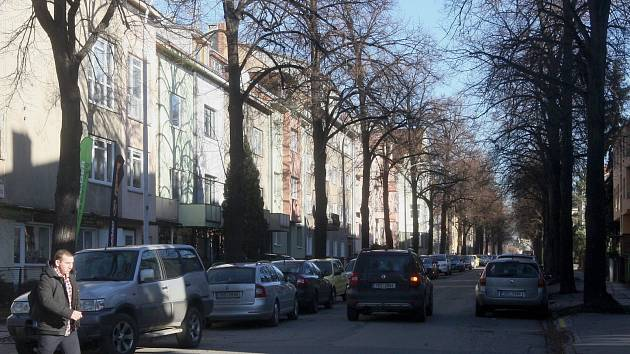 Brněnská Krkoškova ulice. Ilustrační foto.