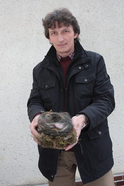 Ornitologii a ochraně přírody se věnuje Libor Opluštil už desítky let.