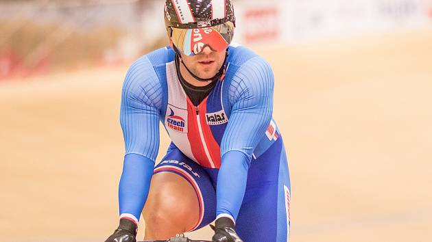 Dráhový cyklista Adam Ptáčník je náhradníkem pro sprint na olympijských hrách v Rio de Janeiro.