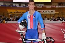 Dráhový cyklista brněnské Dukly Tomáš Bábek po vážné nehodě téměř přišel o život. Po dvouleté odmlce se v běloruském Minsku postavil na start mistrovství světa