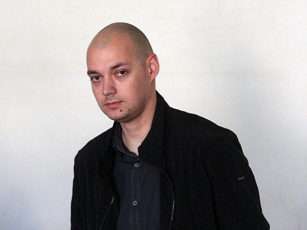 Jakub Zejda u Krajského soudu v Brně.