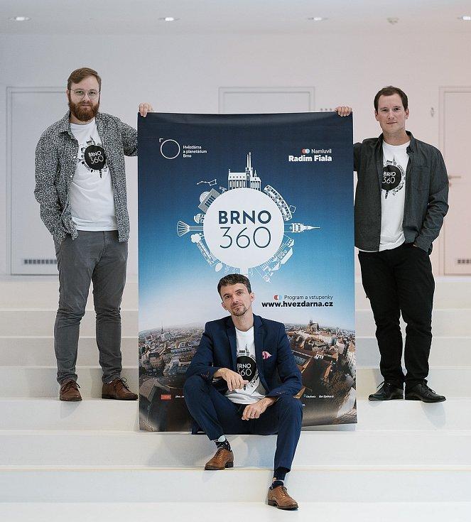 Brněnská hvězdárna nabízí nový pořad Brno 360.