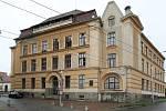 Gymnázium Pavla Křížkovského v Kristenově ulici v Brně.