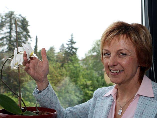 Daniela Kolejková – bývalá novinářka a dnes ředitelka Kanceláře úřadu SZPI.