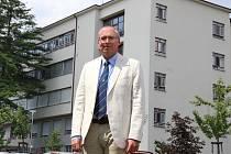 Ředitel kyjovské nemocnice Lubomír Wenzl.