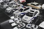 Sbírka modelů aut v Brně čítá dvanáct stovek kusů.