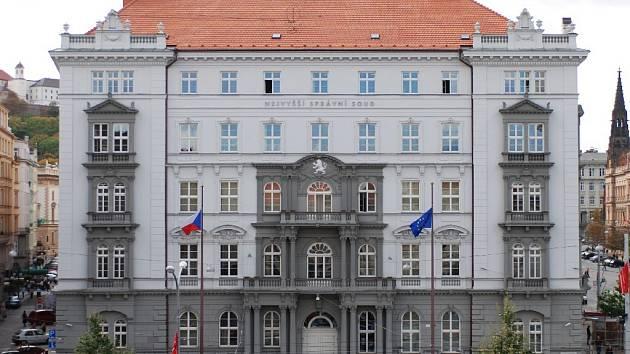 Nejvyšší správní soud v Brně.
