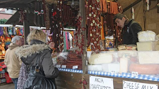 Od začátku adventu vyrazili inspektoři České obchodní inspekce na kontroly v Jihomoravském kraji už pětadvacetkrát. Rozdali pět pokut.