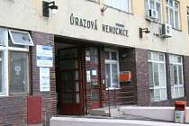 Úrazová nemocnice v Brně na Ponávce.
