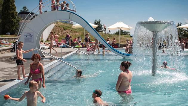 Horké letní počasí a sucho bude na jižní Moravě pokračovat i v dalších dnech.
