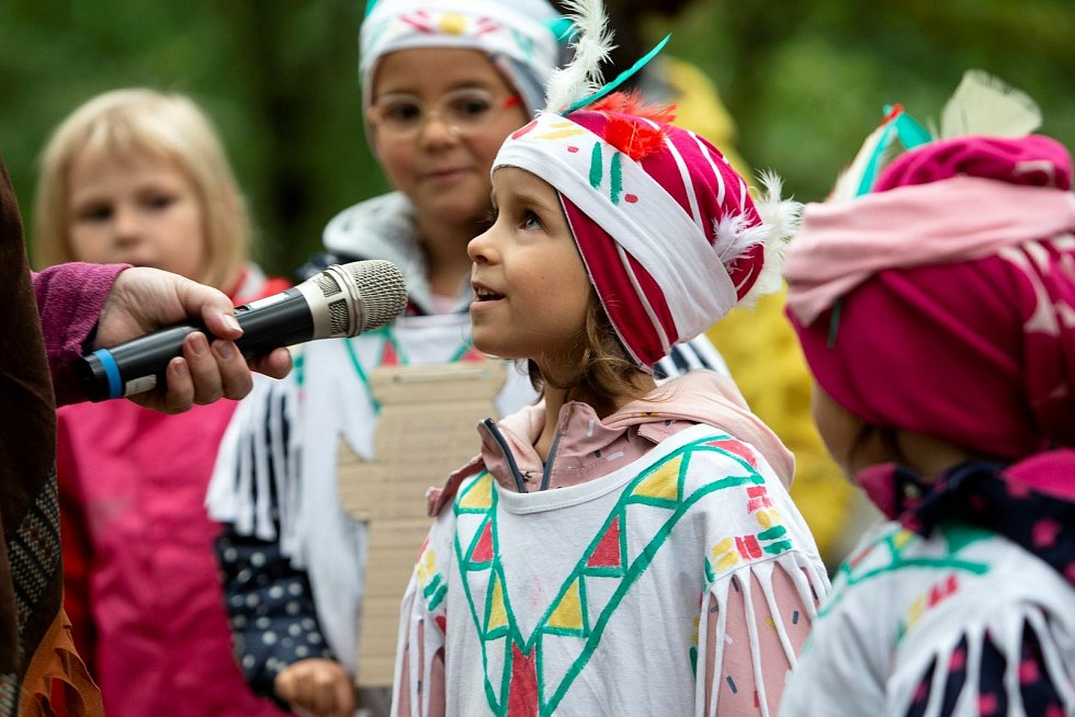 Ve čtvrtek 23. září začíná tradiční sokolská akce #BeActive Sokol spolu v pohybu.