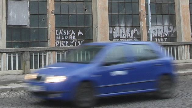 Obřanský most v Brně. Ilustrační foto.
