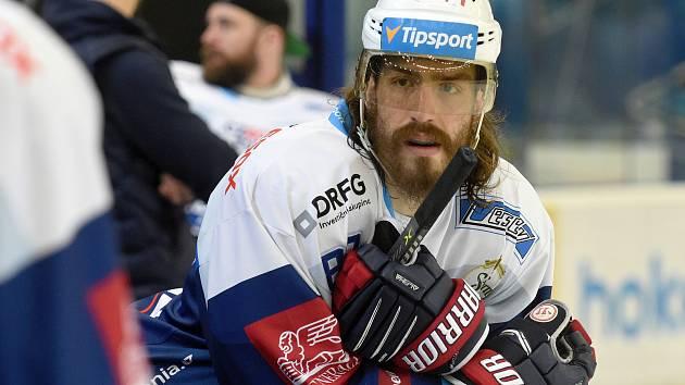 Snajpr Mueller je zpátky v Brně a po zranění trénuje. Do zápasů ještě nezasahuje