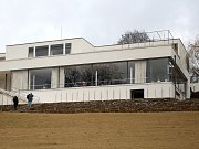 Funkcionalistický skvost na seznamu UNESCO, slavná brněnská vila Tugendhat. Ilustrační foto.