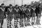 Memoria Bučovice představuje na fotografiích zimu z roku 1942.