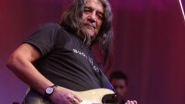 Legendární italský zpěvák Drupi, který v sedmdesátých a osmdesátých let pravidelně vystupoval i v bývalém Československu, zazpíval poprvé v Brně.