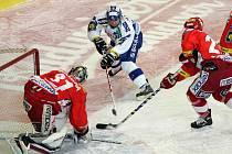 Hráči Komety Brno podlehli Slávii 1:3.