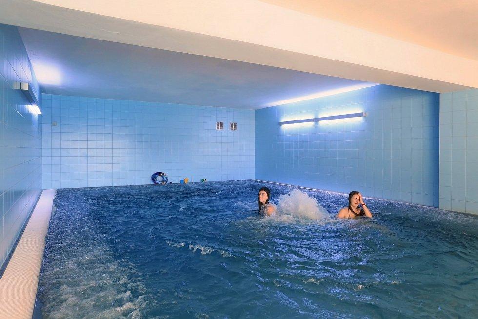 Městský plavecký stadion za Lužánkami