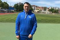 Pavol Rybár je novým trenérem brankářů Komety. Foto: HC Kometa Brno/Roman Zajíček