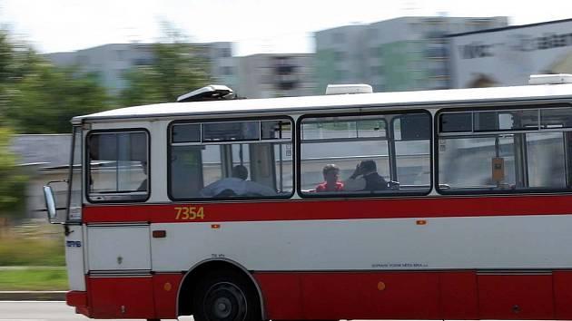 Ilustrační: Autobus