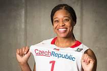Česká basketbalová reprezentace získala posilu v osobě Američanky Kii Vaughnové. Názory na její členství v týmu se různí.