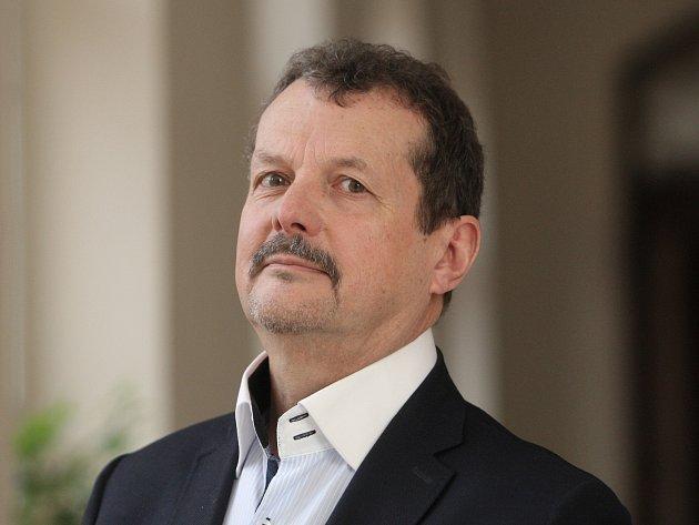 Bývalý ředitel brněnské městské policie Jaroslav Přikryl.