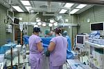 Unikátní zákrok se podařil lékařům z Fakultní nemocnice Brno.
