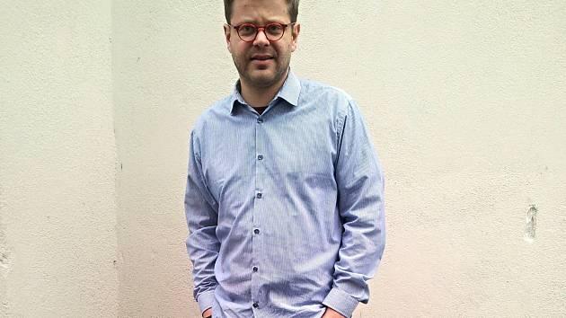 Historik Pavel Paleček.