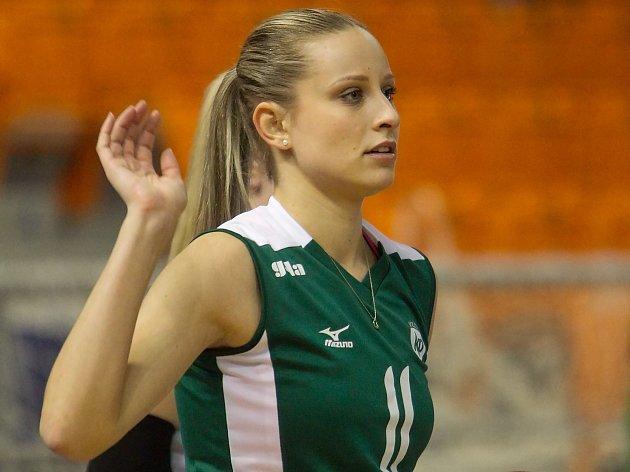 Královo Pole opouští volejbalistka Nikola Pištěláková, která míří do Liberce.