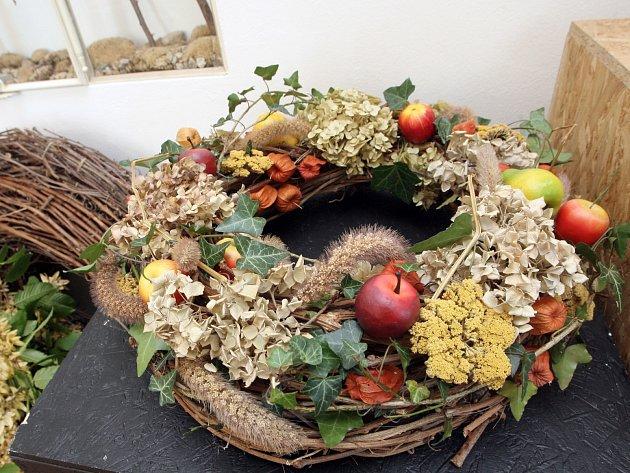 Výstava v Brně se věnuje podzimu.