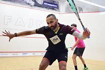 Daniel Mekbib je česká squashová špička.