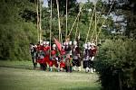 Den Brna s ukázkou historické bitvy.