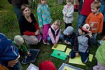 Projekt Děti si hrají se Zemí