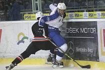 Hokejistům Komety se v posledních přípravných zápasech výsledkově nedaří. Prohráli už pětkrát v řadě.