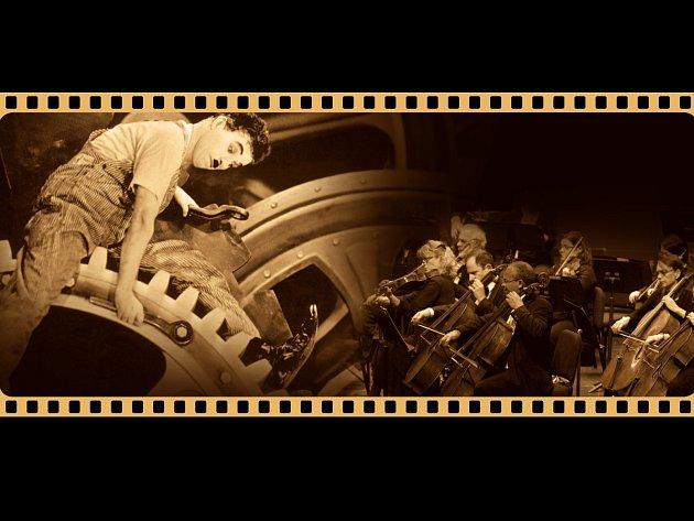Tři filmové grotesky s Charlie Chaplinem doplní melodie skladatele filmové hudby Roberta Israela, který komponoval hudbu i pro filmy Johnnyho Deppa.