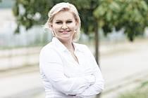 Lídryně jihomoravské kandidátky hnutí ANO 2011 pro volby do poslanecké sněmovny Taťána Malá.