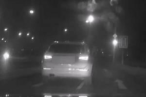 Z Mikulova až do Brna pronásledovali policisté z dálničního oddělení osobní auto Audi Q5. Cesta zdrogovaného řidiče skončila havárií.
