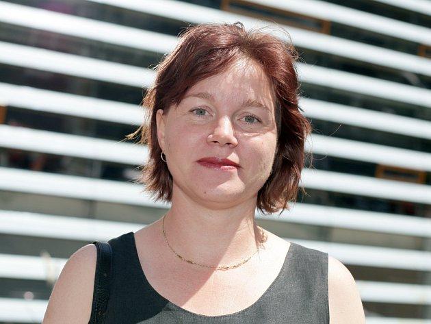 Eva Pažourková.