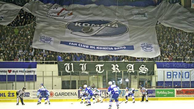 Kometa slaví 55. výročí založení klubu.