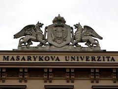 Masarykova univerzita v Brně - ilustrační foto.