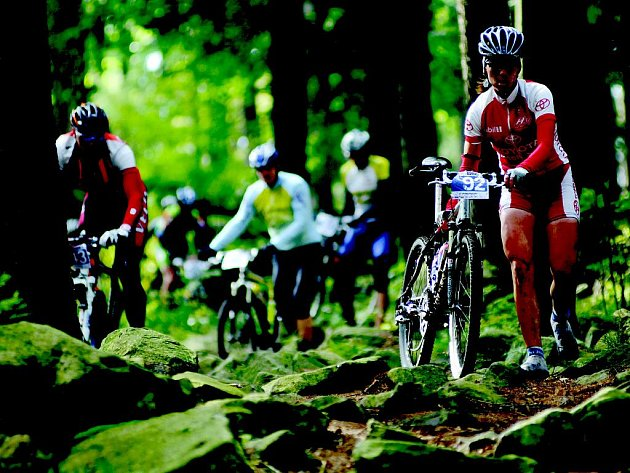 O víkendu odstartuje druhý ročník Merida Bike Vysočiny.