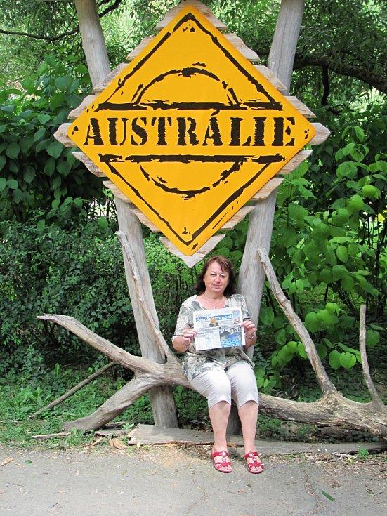 I v Austrálii se zajímají o dění na naší politické scéně.