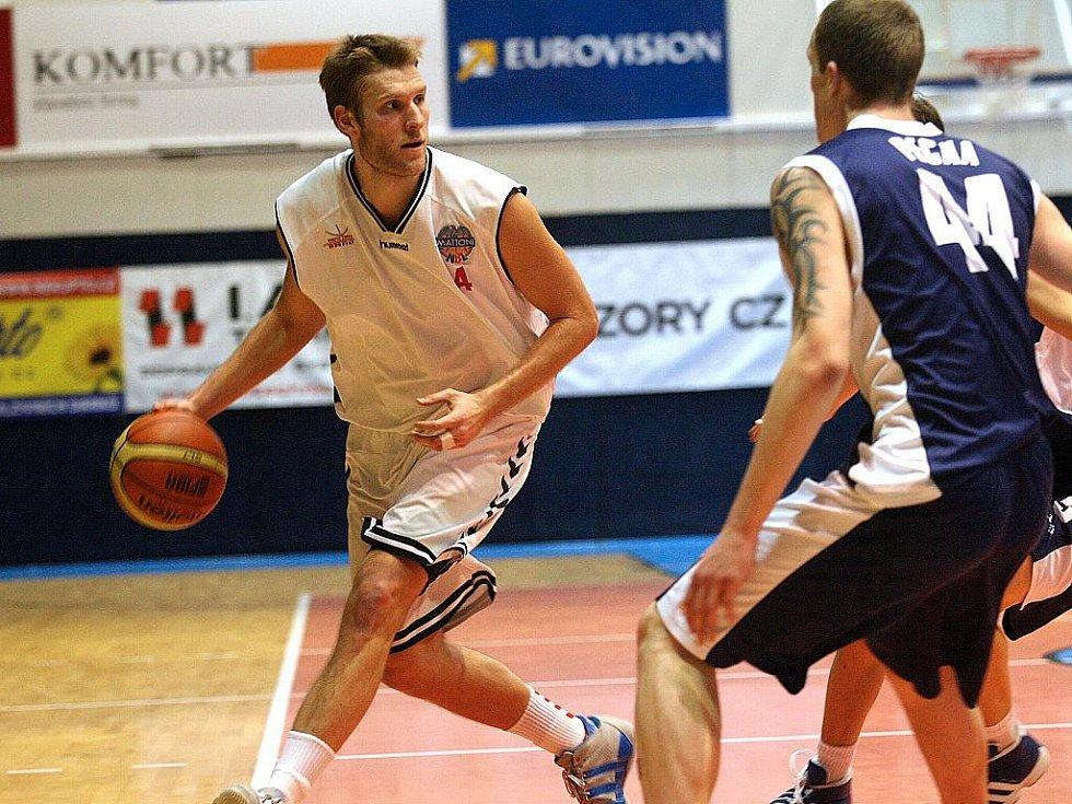Basketball Brno. Ilustrační foto.