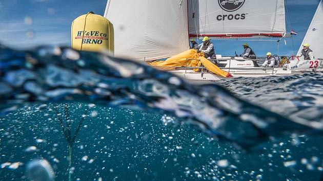 Při České námořní rallye bojuje o domácí titul opět brněnská posádka