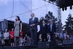 Zvuky oslav, přání všeho nejlepšího i hudebních vystoupení se v sobotu rozléhaly Brnem hned ze dvou míst. Své kulaté, sté narozeniny totiž slavily dvě brněnské univerzity, Masarykova a Mendelova.