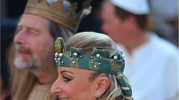 Druhý zářijový víkend byl ve znamení Oslavanských historických slavností.
