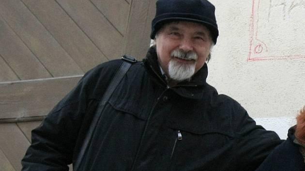 Zesnulý Josef Kovalčuk.