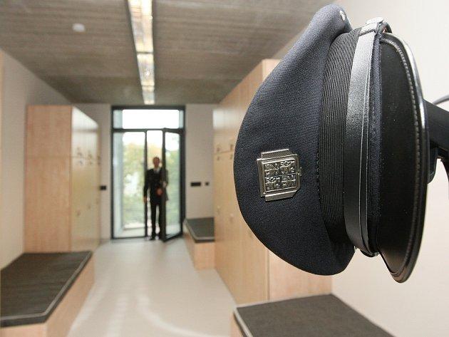 Stavba nového sídla jihomoravské policejní zásahové jednotky trvala jedenáct měsíců a stála téměř osmačtyřicet milionů korun. Působí v ní přibližně padesát policistů, brzy jich má být víc.
